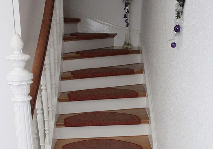 Holztreppe Renovierung